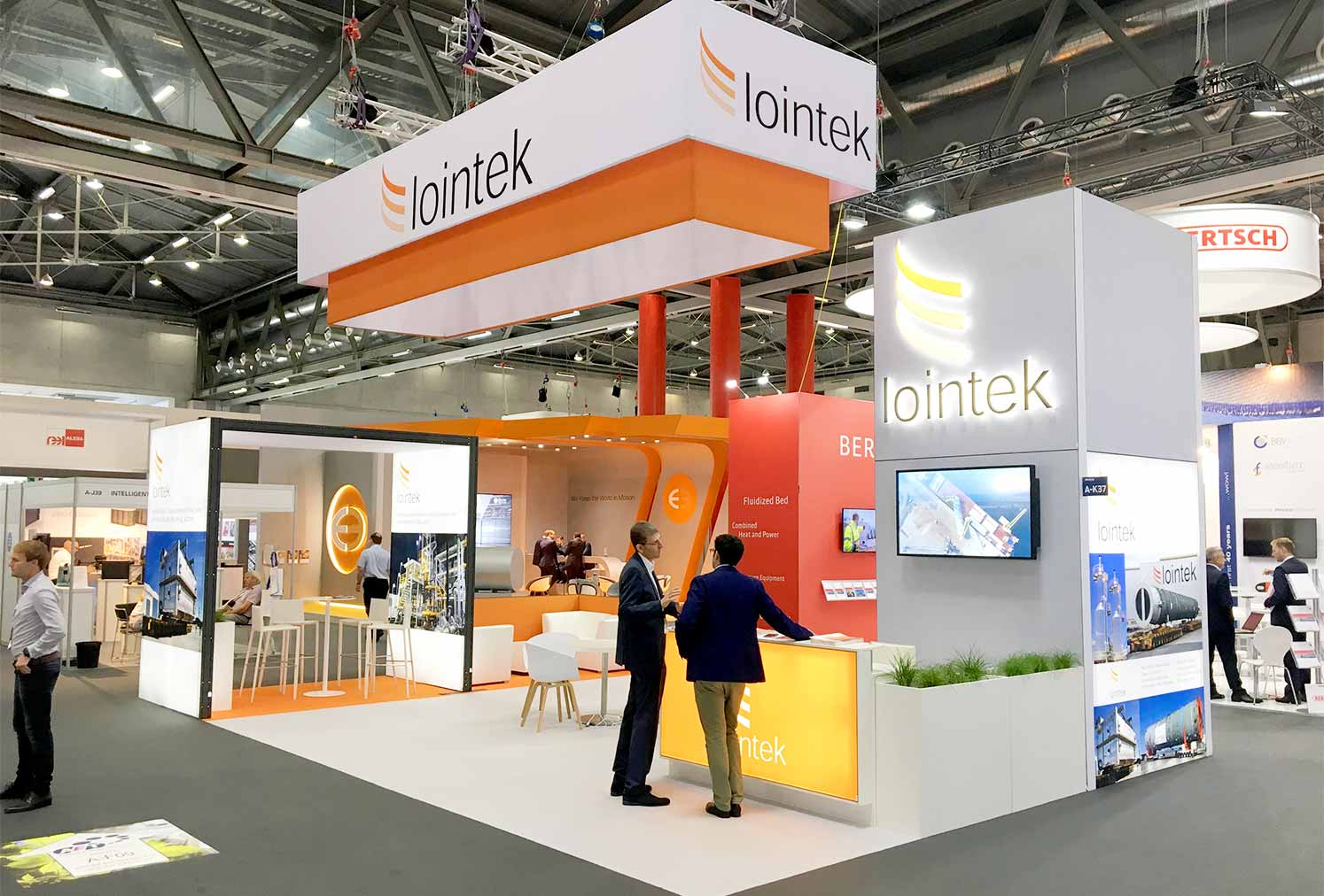 How to Find a Good Exhibition Stand Manufacturer