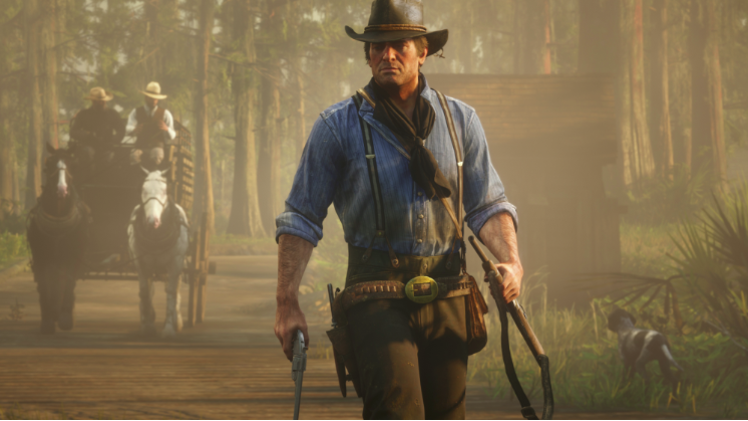 An Outline of the Red Dead Redemption 2 Game