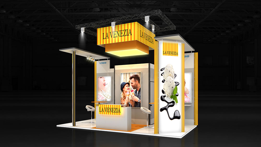 Hiring Exhibition Stand Design Companies to Accomplish Your Marketing Campaign